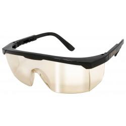 Okulary ochronne przeciwodpryskowe MIRROR
