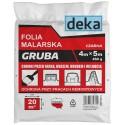 Folia malarska GRUBA