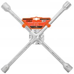 Klucz krzyżakowy do kół PROFESSIONAL