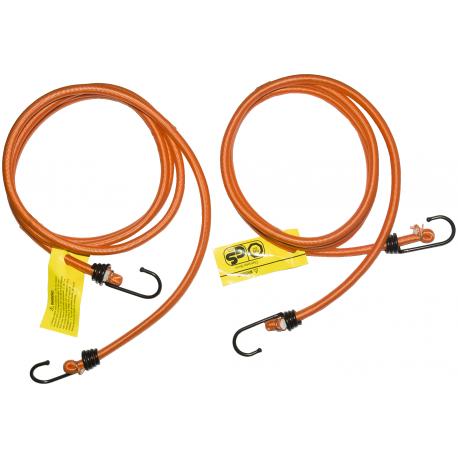 Ściągacze elastyczne Ø 8 mm, 2 szt.