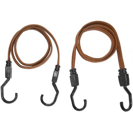 Ściągacze elastyczne płaskie 100 cm, 2 szt.