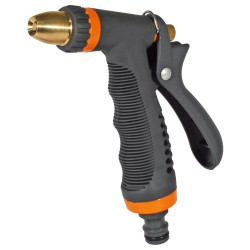 Zraszacz pistoletowy metalowy SOFT PREMIUM