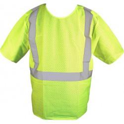 Koszulka odblaskowa żółta T-3 PRO